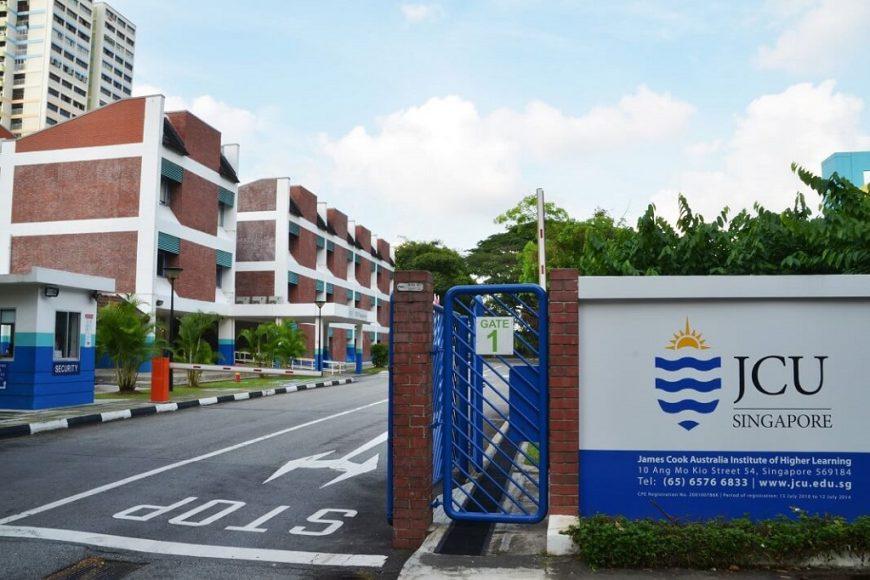 Hội thảo về chương trình hỗ trợ 50% học phí của ĐH JCU tại Singapore