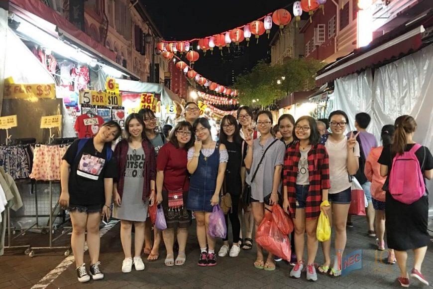Cảm nghĩ của học sinh Việt Nam sau khóa Study Tour JCU Singapore