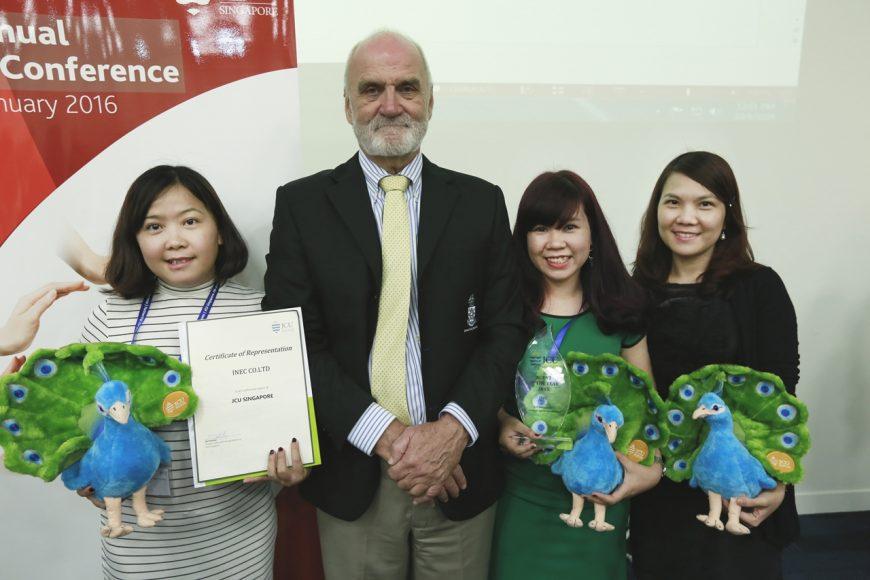 Hội thảo du học Singapore – Chuyển tiếp Úc dễ dàng với ĐH James Cook Singapore