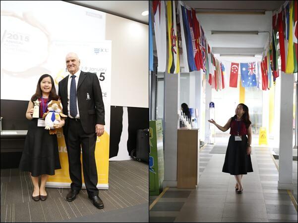 Hội thảo du học ĐH Công lập Úc tại Singapore