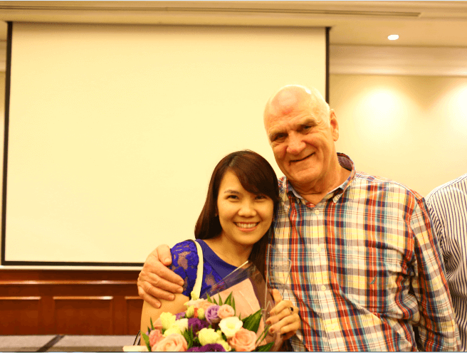 Buổi họp mặt cựu sinh viên JCU Singapore tại Việt Nam